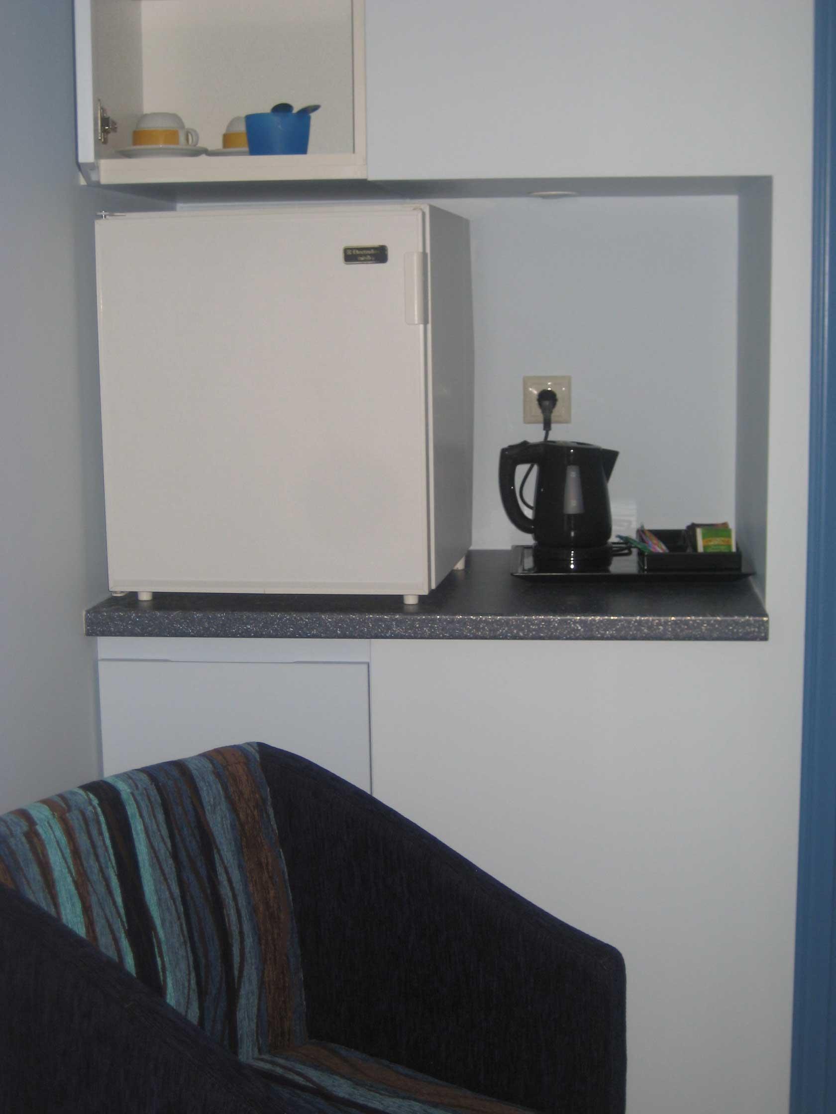 coffee corner στα δωμάτια