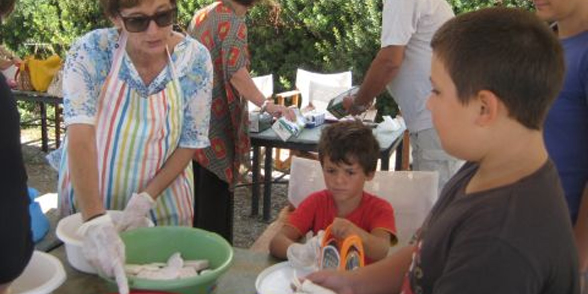 Eleonas Hotel glaubt an Recycling